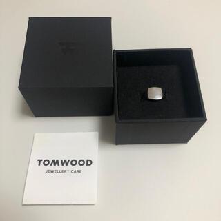 エディション(Edition)のTOM WOOD Mini Signet リング(リング(指輪))