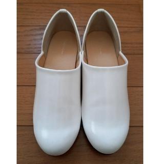 メルロー(merlot)のサイドカットローファー merlot plus(ローファー/革靴)