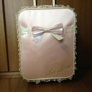 リズリサ(LIZ LISA)のリズリサ✨新品未使用✨キャリーバック(スーツケース/キャリーバッグ)