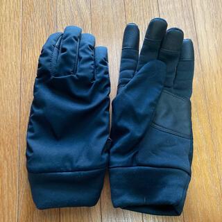 ユニクロ(UNIQLO)のヒートテック 防風ブロックテック グローブ M(手袋)