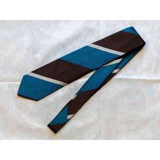 フランコバッシ(FRANCO BASSI)の極美品 フランコバッシ ストライプ ネクタイ(ネクタイ)