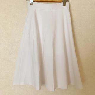 アクアガール(aquagirl)の【値下げしました】 aquagirl Aライン スカート(ひざ丈スカート)