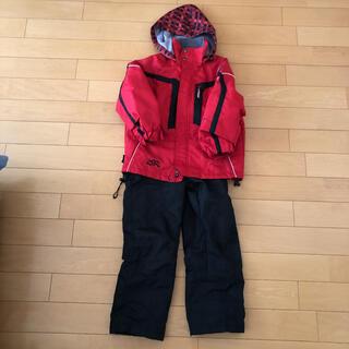エアウォーク(AIRWALK)のスキーウェア AIRWALK  140cm(ウエア)