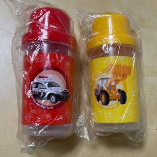 トミカ コップ式水筒 アサヒコラボ パトカー 専用ページ(水筒)