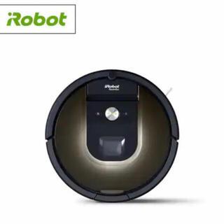 ルンバ980 Roomba(掃除機)