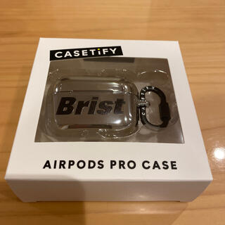 エフシーアールビー(F.C.R.B.)のAirPodsprocase F.C.R.B. Bristol Casetify(その他)