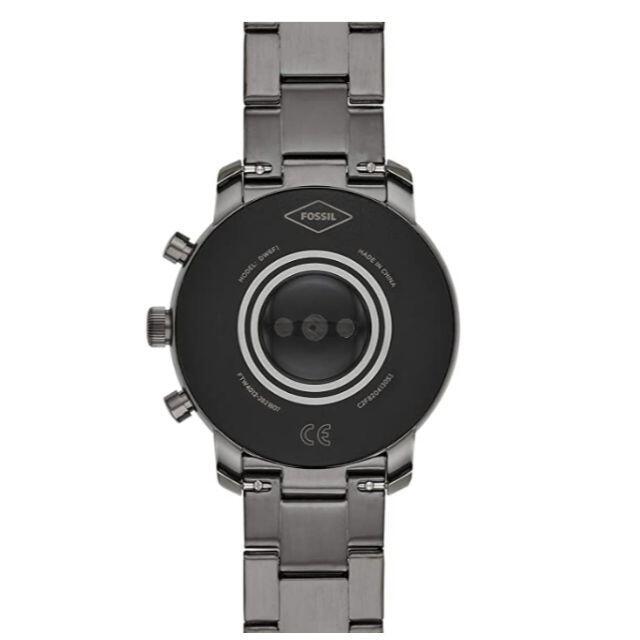 FOSSIL(フォッシル)のFOSSIL(フォッシル)スマートウォッチQ EXPLORIST FTW4012 メンズの時計(腕時計(デジタル))の商品写真