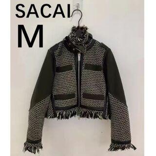 ヴィスヴィム(VISVIM)のSACAI  ジャケット  M(テーラードジャケット)