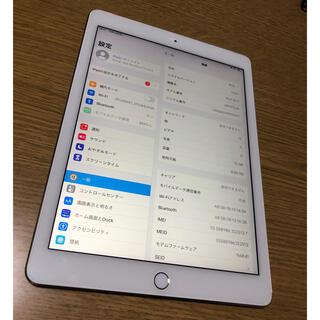 アイフォーン(iPhone)のipad air2 16GB au 美品 完動品(タブレット)