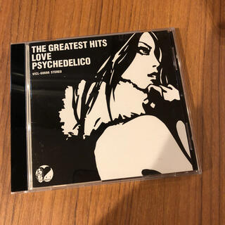 LOVE PSYCHEDELICO/THE GREATEST HITS(ポップス/ロック(邦楽))
