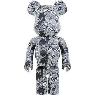 メディコムトイ(MEDICOM TOY)の BE@RBRICK Keith Haring Mickey 1000%(その他)