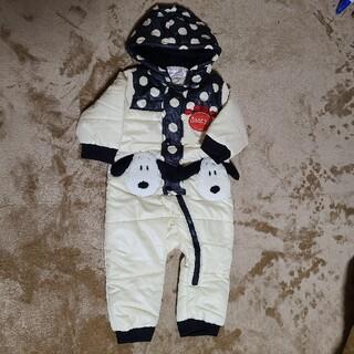 ピーナッツ(PEANUTS)のHello kitty様専用 スヌーピー ジャンプスーツ 90サイズ(ジャケット/上着)