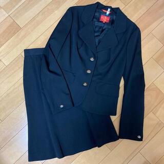 ヴィヴィアンウエストウッド(Vivienne Westwood)のヴィヴィアンウエストウッド  スーツ セレモニー スカート 黒色(スーツ)