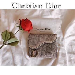 ディオール(Dior)のChristian Dior 折りたたみ財布(財布)