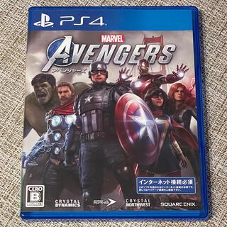 マーベル(MARVEL)のMarvel's Avengers(アベンジャーズ) PS4(家庭用ゲームソフト)