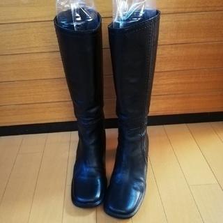 モードエジャコモ(Mode et Jacomo)の☆kim様専用☆モードエジャコモ ロングブーツ ブラック(ブーツ)