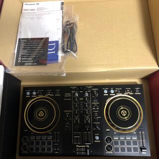 パイオニア(Pioneer)のPioneerDJ DDJ-400 新品同様美品(DJコントローラー)