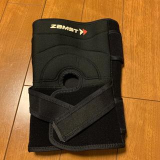 ザムスト(ZAMST)の美品‼︎ ザムスト膝用 ZK-7 4L.足首用LL 2枚組(専用)(トレーニング用品)