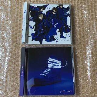 ニュース(NEWS)のNEWS BLUE 初回盤A・B(ポップス/ロック(邦楽))