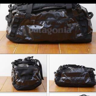 パタゴニア(patagonia)のpatagonia ブラックホール ダッフルバッグ 60L 49340(ボストンバッグ)
