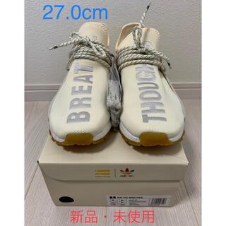 アディダス(adidas)のファレル ウィリアム PW HU NMD PRD(スニーカー)