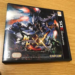 カプコン(CAPCOM)のモンスターハンターダブルクロス 3DS(携帯用ゲームソフト)