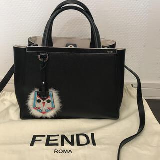 フェンディ(FENDI)の★最終値下げです★フェンディ プチトゥージュール 限定レア(ハンドバッグ)