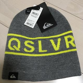 QUIKSILVER - ニット帽 ニットキャップ ビーニー