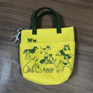 カルディ(KALDI)のKALDI いぬの日お散歩バックミニ(犬)