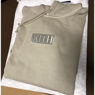 【KITH】Monday Program hoodie Pyramid Lサイズ(パーカー)