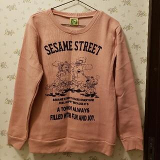 セサミストリート(SESAME STREET)のセサミストリート トレーナー M(トレーナー/スウェット)