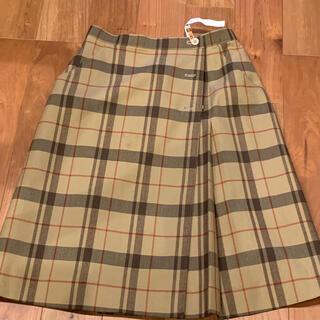 マンシングウェア(Munsingwear)の巻きスカート(ひざ丈スカート)