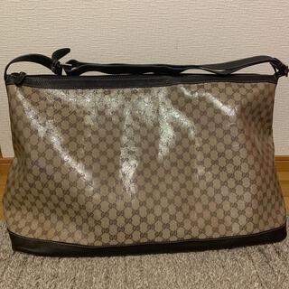 グッチ(Gucci)のGUCCI トラベルバッグ(トラベルバッグ/スーツケース)
