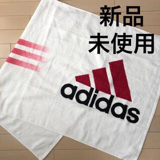 アディダス(adidas)の最終値下げ★新品未使用 adidas アディダス バスタオル スポーツタオル(タオル/バス用品)