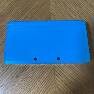 ニンテンドー3DS(ニンテンドー3DS)のニンテンドー3DS   アクアブルー(携帯用ゲーム機本体)