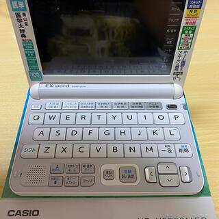 カシオ(CASIO)のCASIO 電子辞書 XD-Y5700MEDBO(その他)