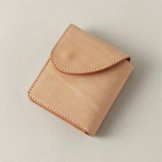 エンダースキーマ(Hender Scheme)の【Hender Scheme / エンダースキーマ】wallet ナチュラル(折り財布)