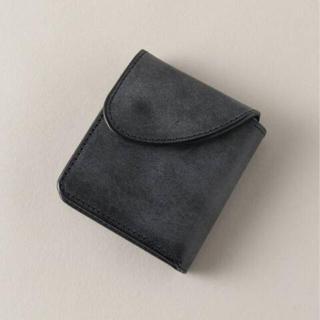 エンダースキーマ(Hender Scheme)の【Hender Scheme / エンダースキーマ】wallet ネイビー(折り財布)