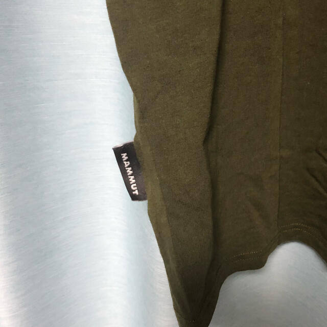 Mammut(マムート)のマムート 半袖Tシャツ メンズのトップス(Tシャツ/カットソー(半袖/袖なし))の商品写真