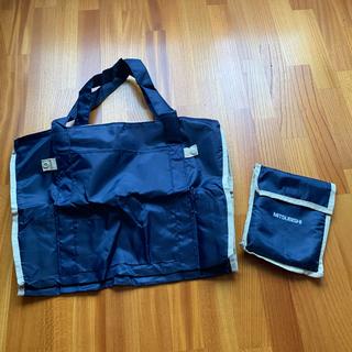 ミツビシ(三菱)のMITSUBISHI 三菱 レジ用ショッピングトート エコバッグ(エコバッグ)