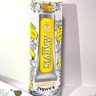 マービス(MARVIS)のmarvis マービス 歯磨き粉 ランバス rambas 75ml(歯磨き粉)