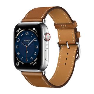 エルメス(Hermes)の【新品未開封】Apple Watch 6 エルメス  44mm ゴールド(腕時計(デジタル))