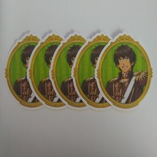 うたのプリンスさま 愛島セシル ぺたコレクション 5枚セット(その他)
