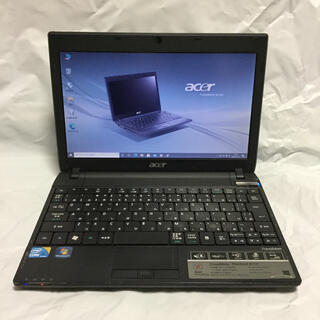 エイサー(Acer)のacer TimelineX 8172T   Core i3-380UM(ノートPC)