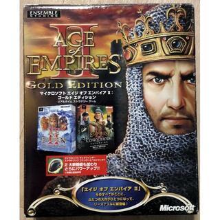 マイクロソフト(Microsoft)のMicrosoft Age of Empires 2 Gold Edition (PCゲームソフト)