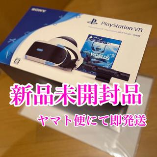 """プレイステーションヴィーアール(PlayStation VR)のPlayStation VR""""PlayStation VR WORLDS""""同梱(その他)"""