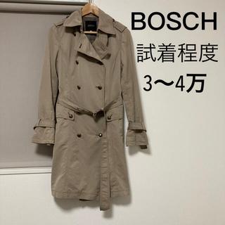 ボッシュ(BOSCH)の試着程度 美品 トレンチコート(トレンチコート)