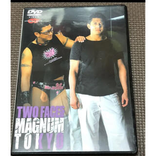 TWO FACES OF MAGNUM TOKYO [DVD](格闘技/プロレス)