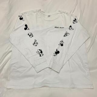 スピンズ(SPINNS)のSPINNS ミニーマウス ロンT(Tシャツ(長袖/七分))