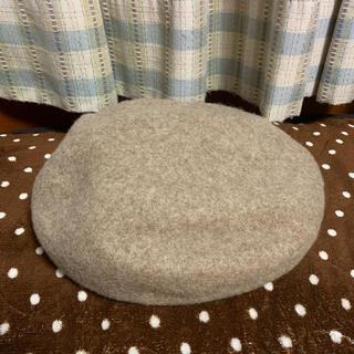 スタディオクリップ(STUDIO CLIP)のキープベレー帽(ハンチング/ベレー帽)